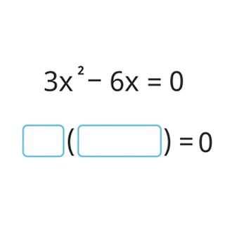 ax²-bx=0