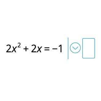 ax² + bx = c