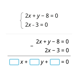 Действия с уравнениями
